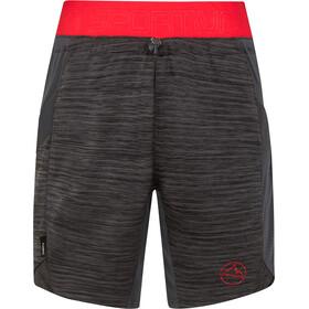 La Sportiva Circuit Pantaloncini Donna, grigio/rosso